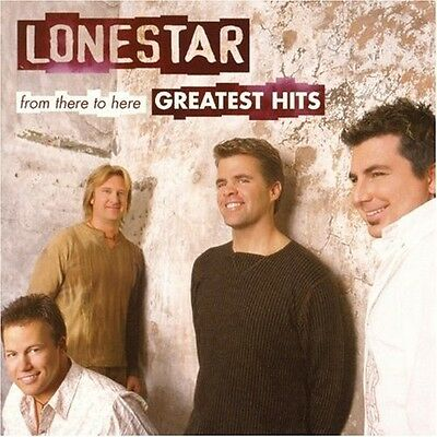 LONESTAR From There To Here Greatest Hits CD BRAND NEW Best Of