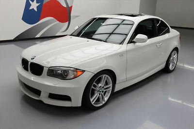 2012 BMW 1-Series Base Coupe 2-Door 2012 BMW 135I COUPE M SPORT HTD SEATS SUNROOF NAV 54K #M12294 Texas Direct Auto