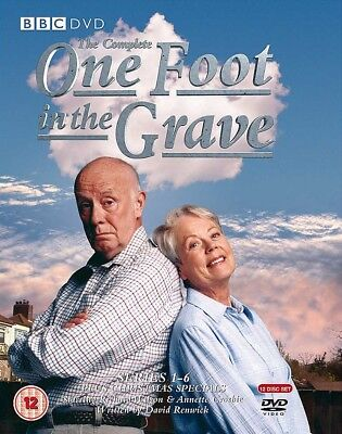 One Foot in the Grave: Complete Series 1-6 DVD Box Set NEW