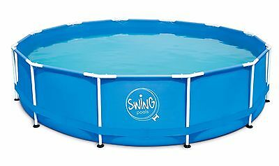 Bestway frame pool 39 steel pro 39 305 x 76 cm schwimmbecken swimmingpool 56406 eur 82 95 - Pool mit filteranlage ...