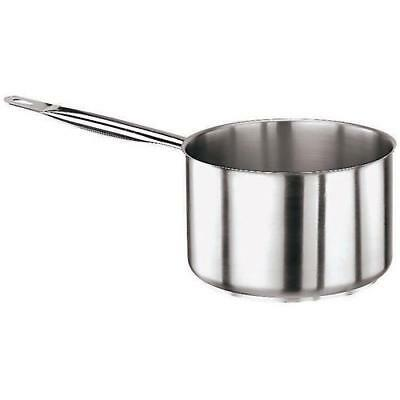 World Cuisine - 11006-20 - Series 1000 4 qt Stainless Steel Sauce Pan