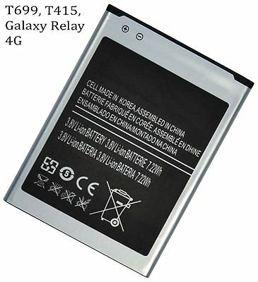 New Replacement Battery For Samsung Galaxy Relay 4G, T699, T415