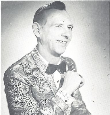 Hank Snow, Country Music Star in 1969 Magazine Print Photo Clipping