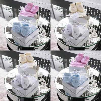 Izziwotnot Delight 2 Piece Luxury Baby Gift Box Set