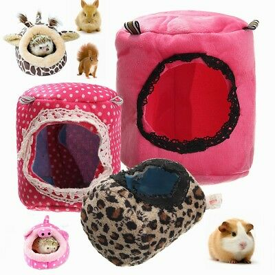 Hamac pour Ferret Rabbit Rat Hamster Bird Parrot Squirrel Hanging Bed Toy House