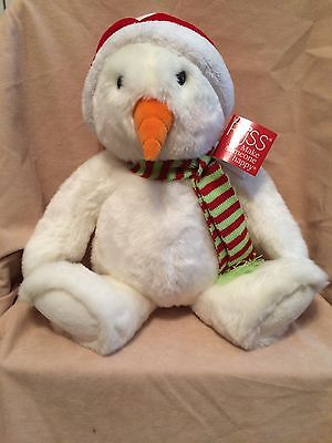 Russ - Christmas Snowman - New With Tags
