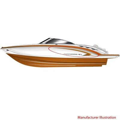 Chaparral Boat Decal 14.00277 | Sunesta 264 / 284 Copper (Set of 2)
