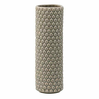 Bubble Vase schmal Cool Grey Bloomingville