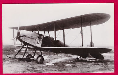 1915 RFC Royal Aircraft Factory R.E.7 Photo by Real Photographs Co Ltd