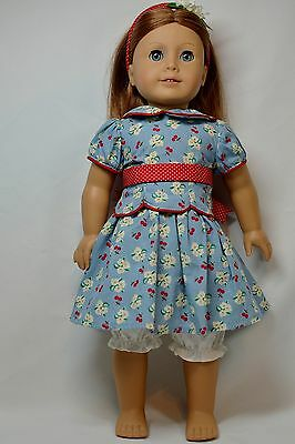 American Girl Emily Doll Preowned Great Condition Missing Items