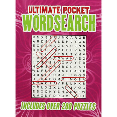 Ultimate Pocket Wordsearch by Arcturus (Paperback), Non Fiction Books, Brand New