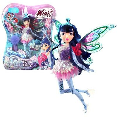 Winx Club - Tynix Fairy Puppe - Fee Musa magisches Gewand