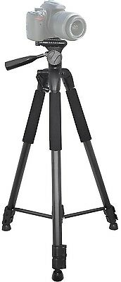 "75"" Professional Heavy Duty Tripod with Case for Olympus E-5 E5"