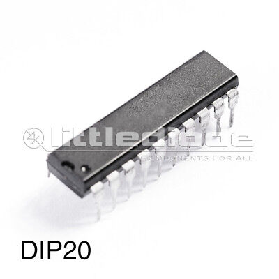 GAL16V8D15LP Integrated Circuit - CASE: DIP20 - MAKE: LAT
