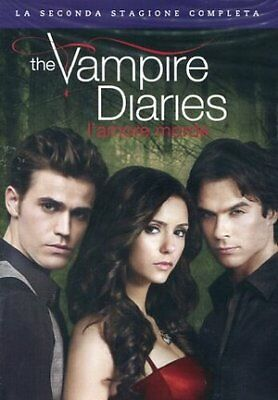The Vampire Diaries - Stagione  02  5 Dvd  Cofanetto