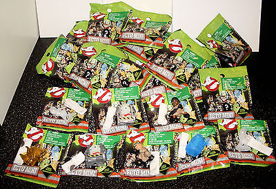 Ghostbuster Ecto Mini Figures lot of 24 packs