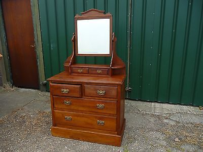 Edwardian Dressing Table/Chest