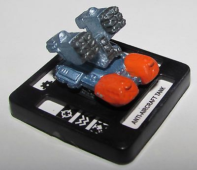 ANTI-AIRCRAFT TANK Monsterpocalypse Series 3 All Your Base #25 G.U.A.R.D.