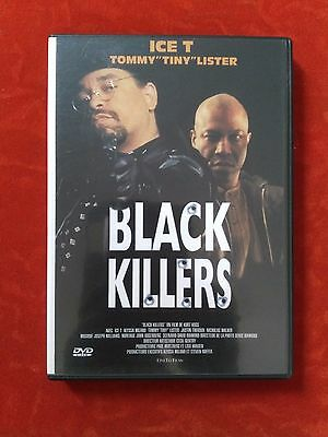 DVD Black Killers ICE T - TOMMY TINY LISTER Occasion