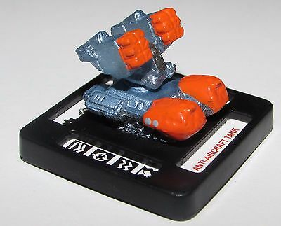 ANTI-AIRCRAFT TANK ELITE Monsterpocalypse Series 3 All Your Base #26 G.U.A.R.D.