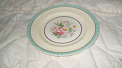 C4 Pottery Johnson Bros Windsor Ware Side Plate 18cm 6F3A