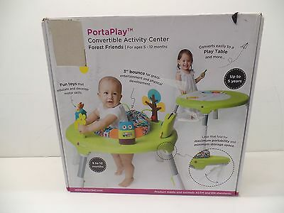 Oribel PortaPlay 4-in-1 Foldable Activity Center -- NIOB