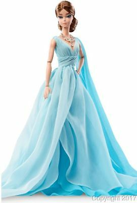 Blue Chiffon Ball Gown Silkstone Fashion Model Barbie NEW! IN STOCK NOW!