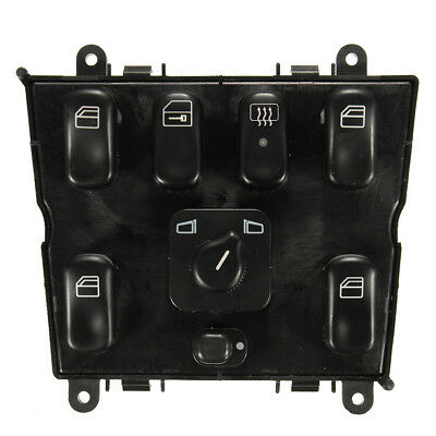 Power Window Switch Console Control For Mercedes ML320 ML430 ML55 1638206610