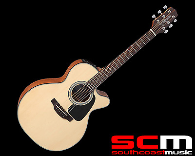 RRP$699 Takamine GX18CE NS Mini size Acoustic-Electric Guitar With Pickup Natura