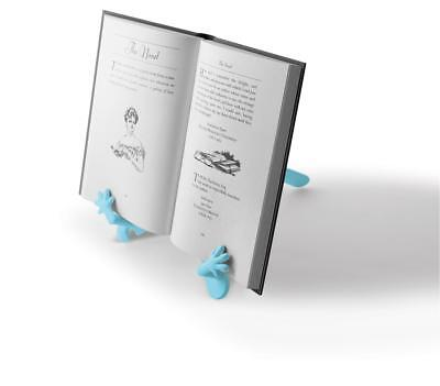 The Hands Stand - Portable Book/Tablet Holder (Duck Egg Blue)