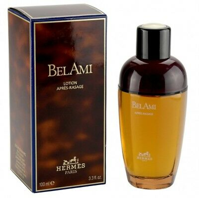 Hermes Bel Ami Pour Homme 100 ml After Shave old vintage Version