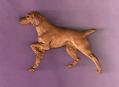 Hungarian Vizsla Brooch Pin Jewelry