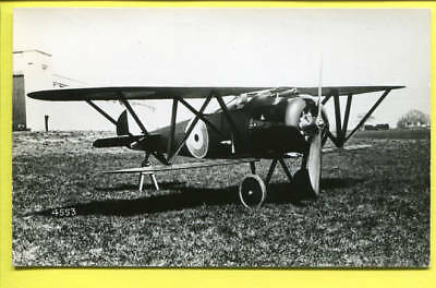 WWI RAF Avro 531 Spider Prototype Fighter Photo by Real Photographs Co. Ltd