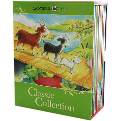 Ladybird Tales Classic Collection - 10 Book Set (Hardback), New Arrivals, New