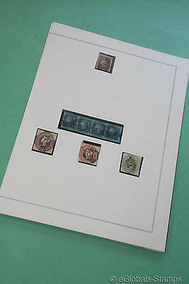 GREAT BRITAIN GB UK Classic INVESTMENT 3x1 Pound Stamp Collection 2+10 Sh