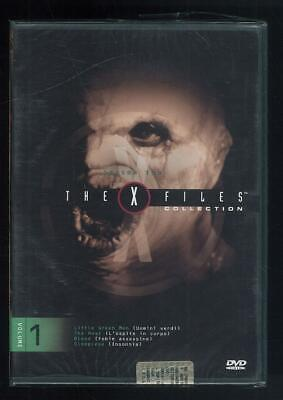 The X Files Collection Stagione 2 Dischi 7 Episodi 25 Dvd Nuovo Sigillato