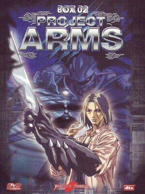 Project ARMS DVD Box #2 Ep. 17/30 Yamato Video