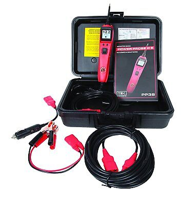 Power Probe III PP3S01AS Red 3S Case with Accessory