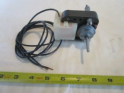 Bay Motor 5A140-230 Shaded Pole C-Frame UNIVERSAL MOTOR - 115 Volts 2744 RPM