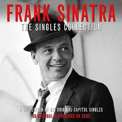 Frank Sinatra - The Singles Collection [Best Of / Greatest Hits] 3CD NEW/SEALED