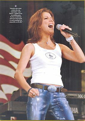 Martina McBride, Country Music Star in 2012 Magazine Print Photo Clipping