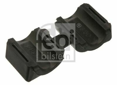 febi bilstein 01925 Anti Roll Bar Bush at front axle and stabiliser pack of one