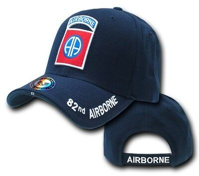 82nd Airborne Division ALL AMERICA US Army Baseball Mütze Military Cap Hat