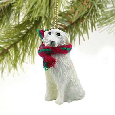 Great Pyrenees Dog Tiny One Miniature Christmas Holiday ORNAMENT