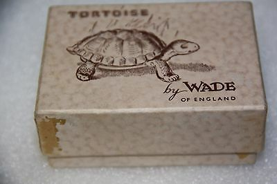 WADE TORTOISE IN ORIGINAL BOX wade trinket box also perfect for Feng shui use