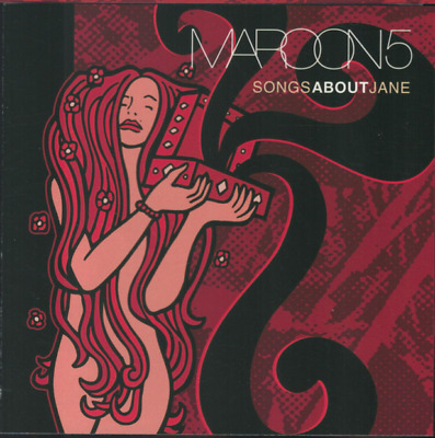 """""""Songs About Jane"""" Maroon 5 *EXCELLENT* 2003 CD"""
