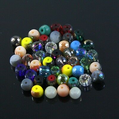 8pcs 8mm 128 faces drum type Swaro-element crystal beads 24 Colors Optional