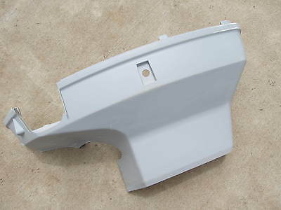 OMC 434645 Port Lower Engine Cover Cowling Evinrude/Johnson V4 V6 90-175 HP