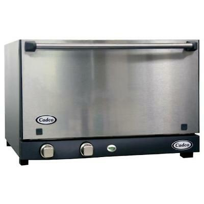 Cadco - OV-013SS - Half Size Catering Convection Oven