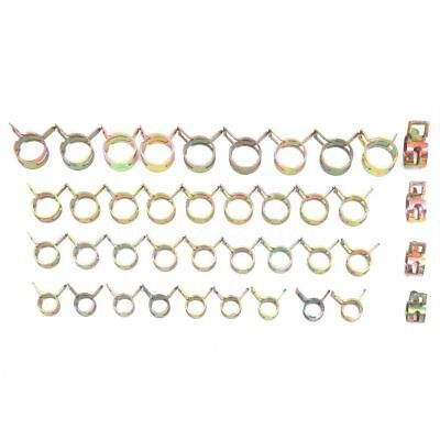 10x Spring Clip Fuel Line Hose Pipe Tubing Clamp Clip Motorcycle 8/ 10/12/14mm